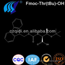 CPhI Pharmaceutical Intermediates Fmoc-Thr (tBu) -OH N�71989-35-0
