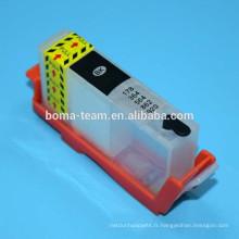 Cartouche d'encre pour imprimante HP 670 Pour imprimantes HP de bureau 3525 5525 4615 4625 6525