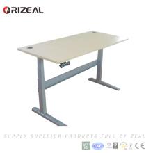 El escritorio ajustable de la altura ajustable de la altura multi-función para el hogar o la oficina