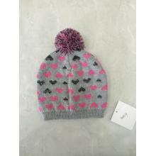 Jacquard Soft Baby Knitting Beanie