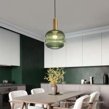 Modern Colorful Glass Pendant Lights for Indoor Decoration