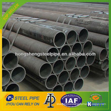 hot roll A53 seamless steel pipe hot sale