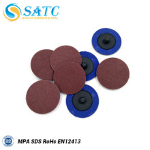 2''/3'' round a/o quick-change discs About