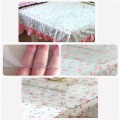 high quality waterproof transparent PVC table cloth