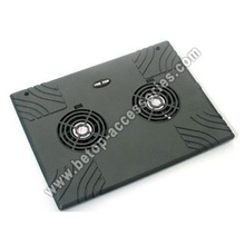 Iron Laptop Cooler 2 Fan