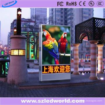 Panneau d'affichage extérieur multi de SMD LED de couleur pour la publicité