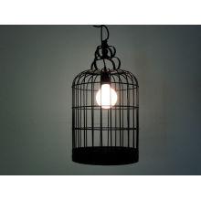 Iron Bird Cage Kitchen Ceiling Pendant Light