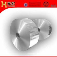8011 O Lid Aluminum Foil Uso para la tapa de contacto con alimentos