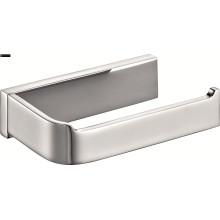 Titular de papel higiênico de aço inoxidável para casa de banho