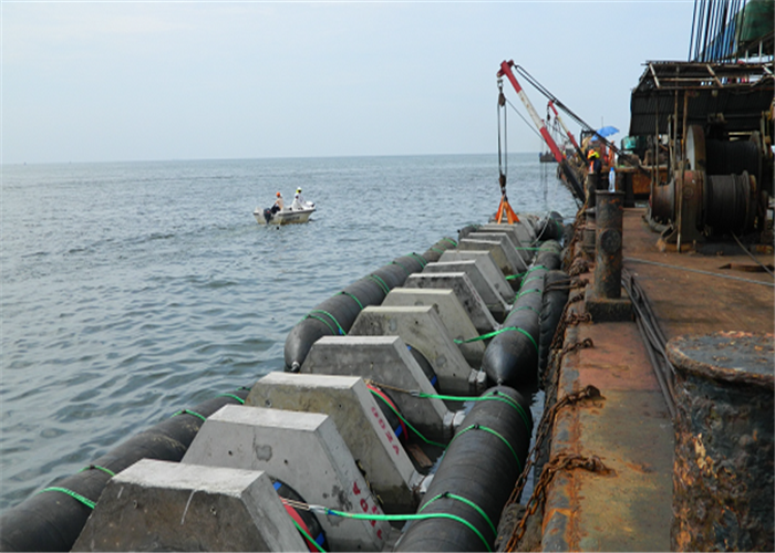 Pipeline Cable Laying