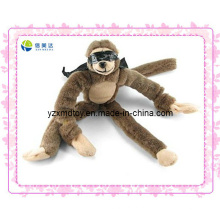 Plush longo Arma e pernas longas Screaming Macaco (XMD-0116C)