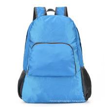 Light Weight Mountaineering Travel Hiking Backpack Waterproof Nylon Travel Bag Light Portable Folding Backpack