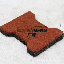 Water-Permeable Drainage Economical Equine Mats and Elastic Stable Rubber Pavers
