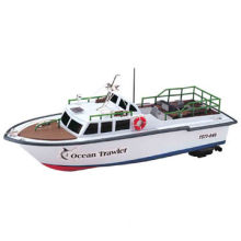 Battery RC Fishing Boat/Ship, High Speed, OEM Orders are Accepted