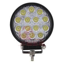 Viga del punto ligero del trabajo de 42W LED, alta calidad, garantía de 2 años