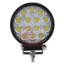 Haz del punto de la luz del trabajo de 42W LED, alta calidad, garantía de 2 años