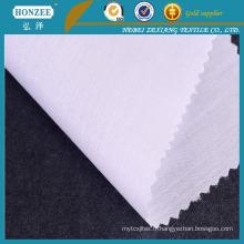 100% coton tissu imprimé interlignaire col 2060