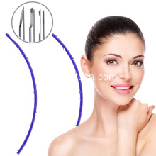 facial beauty absorable surgical sutures PDO