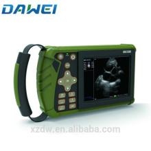 DW-VET6 ultrasonido de uso del animal / sistema de ultrasonido veterinario