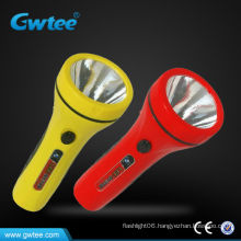 wholesale Plastic led mini flashlight