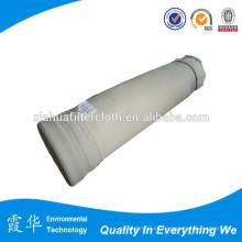 Bolsa de filtro de gas de alto horno de aramida cilíndrica
