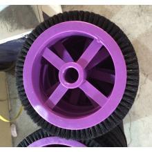 """1.7 """"Escova de roda de cerda pura para Monforts Pequenas Máquinas"""