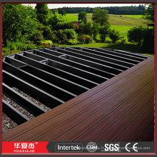 Prix wpc plancher fabriqué en Chine