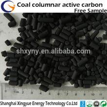 fabricant de charbon actif 4.0mm charbon actif acheteurs