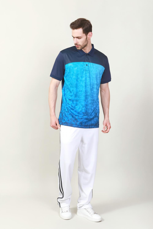 cut and sewn polo shirt