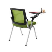 Bifma nouveau design mesh chaise de réunion / écriture chaise de la tablette
