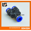 High quality Hot Sale Y type plastic pneumatic connector tube fittings