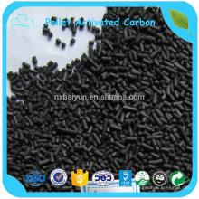 3.0 мм уголь столбчатых активированный воздушный фильтр углерода
