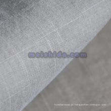 Tecidos de algodão Slub, sarja de algodão, tela de algodão