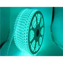 Farbe änderbar Weihnachten wasserdicht 110V kleine 4 Pin 5050 RGB-LED-Streifen