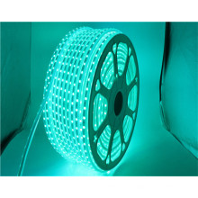 цвет переменчивый Рождество водонепроницаемый 110В маленький 4-контактный 5050 RGB светодиодные полосы