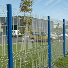 Dekorasi Stainless Steel Welded Wires Mesh Fence