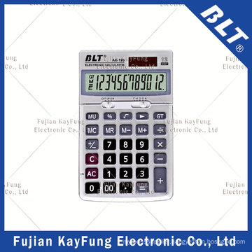 12 Digits Desktop Calculator for Home and Office (AX-120)