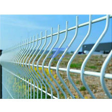Curve Welded Wire Mesh Fence 3mm to 8mm Wire Dia.