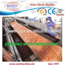 wpc decking door extrusion machine wpc profile production line
