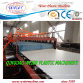 Linha de produção de placa de espuma de móveis de PVC plástico WPC