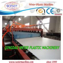 Conseil de cuisine de panneau de mousse de PVC WPC faisant des machines