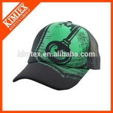 Sombrero de encargo del casquillo del camionero 2016 con el logotipo