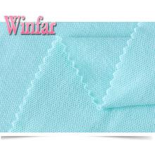 Eco-friendly Knit Pique Fabric 100% Cotton
