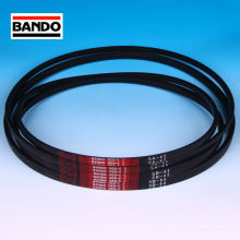 Bando Chemical Industries quality Red S2 and W800 heat resistant v-belt for agricultural machinery. Made in Japan (bando belt)