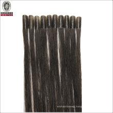 "Straight 20"" Brazilian 100% Human Virgin Remy Hair Extension U-Tip Hair"