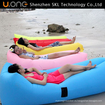 Saco de dormir inflable de alta calidad del sofá cama