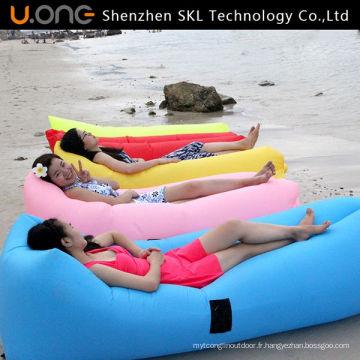 Sac de couchage gonflable de haute qualité pour canapé-lit
