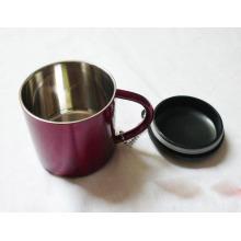 Taza de acero inoxidable (CL1C-M81)