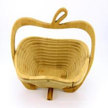 новый дизайн Вьетнам бамбук корзина с фруктами для продажи