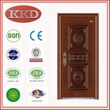 UV-beständige Swing Stahltür KKD-504 für Wohnung Eintrag